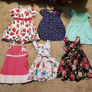Baby girls 18m-2t dresses